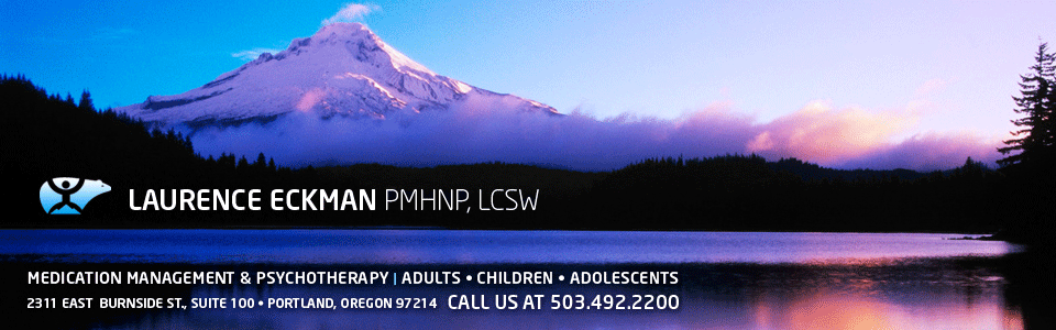 Larry Eckman for ADHD Treatment in Portland, OR